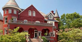斯旺之家住宿加早餐旅馆 - 华盛顿 - 建筑