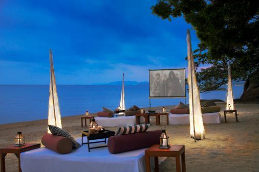 苏梅岛万丽度假村 - 苏梅岛 - 海滩