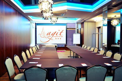 阿吉特会议和spa最佳酒店 - 卢布林 - 会议室