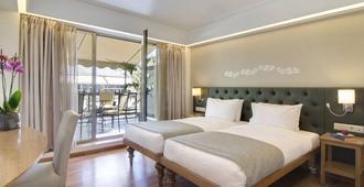 泰坦尼亚酒店 - 雅典 - 睡房