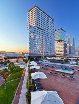 巴塞罗那达尔哥诺玛希尔顿酒店 - 巴塞罗那 - 建筑