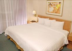 蒙特雷历史旅游酒店 - 蒙特雷 - 睡房