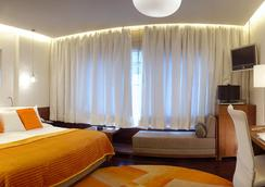新德里公园酒店 - 新德里 - 睡房
