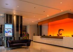 橡树河畔曼谷酒店 - 曼谷 - 大厅