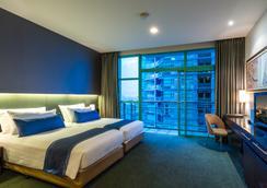 橡树河畔曼谷酒店 - 曼谷 - 睡房