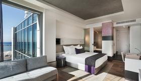 特拉维夫埃拉特皇家海滩酒店 - 特拉维夫 - 睡房