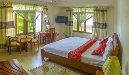 Abc旅行者酒店 - 达累斯萨拉姆 - 睡房