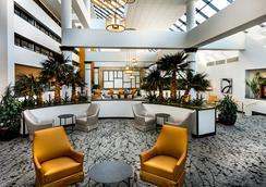 休斯顿西能源走廊温德姆酒店 - 休斯顿 - 大厅