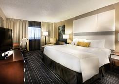 休斯顿西能量走廊温德姆酒店 - 休斯顿 - 睡房