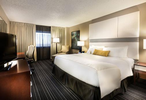 休斯顿西能源走廊温德姆酒店 - 休斯顿 - 睡房