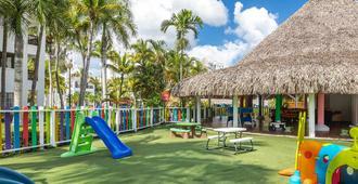 哈姆艾卡花园比莱夫体验酒店 - 博卡奇卡 - 住宿设施