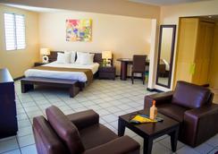 卡内拉海滩酒店 - 戈齐尔 - 睡房