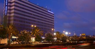 瓦伦西亚展会酒店 - 巴伦西亚 - 建筑