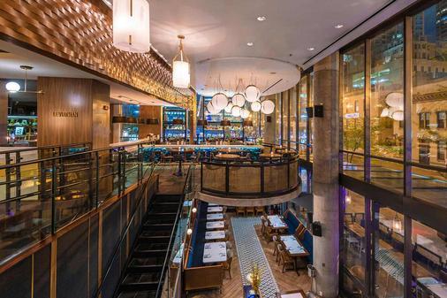 戴纳温泉酒店 - 芝加哥 - 酒吧