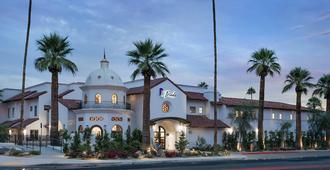 特里亚达棕榈泉签名集团酒店 - 棕榈泉 - 建筑