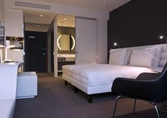 南特丽笙布鲁酒店 - 南特 - 睡房
