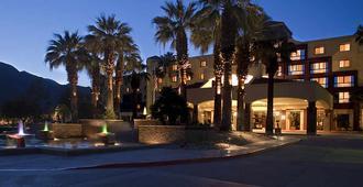 棕榈泉万丽酒店 - 棕榈泉 - 建筑