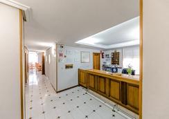 阿尔维旅馆 - 索里亚 - 大厅