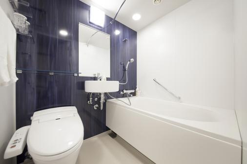 东京押上普瑞米尔里士满酒店 - 东京 - 浴室