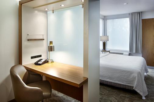 哥伦布osu万豪斯普林希尔套房酒店 - 哥伦布 - 睡房