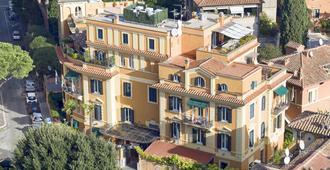 圣安塞尔莫酒店 - 罗马 - 建筑