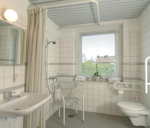 纽豪斯酒店 - 多特蒙德 - 浴室