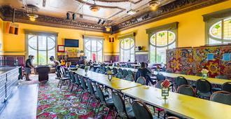 旧金山绿乌龟青年旅舍 - 旧金山 - 餐馆