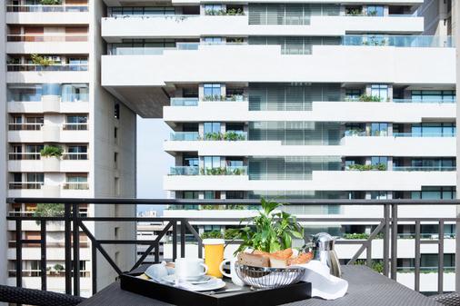贝鲁特索菲特加布里埃尔酒店 - 贝鲁特 - 阳台