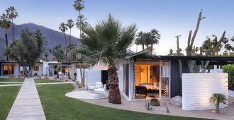地平线Spa度假酒店 - 棕榈泉 - 建筑