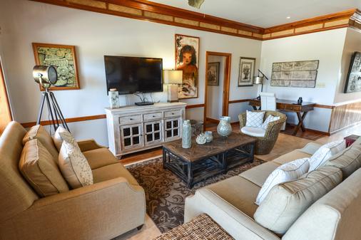 摩根船长度假酒店 - 圣佩德罗 - 客厅