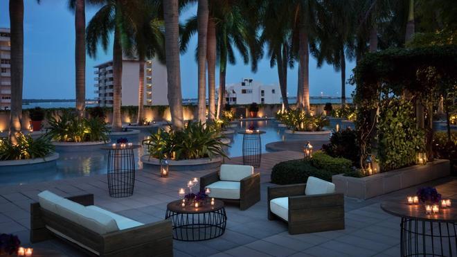迈阿密四季酒店 - 迈阿密 - 露台