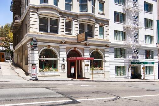 安德鲁斯酒店 - 旧金山 - 建筑