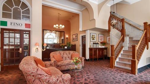 安德鲁斯酒店 - 旧金山 - 大厅