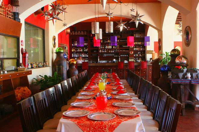 滨海嘉年华度假村 - 卡波圣卢卡斯 - 餐馆