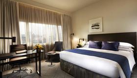 新加坡文华大酒店 - 新加坡 - 睡房