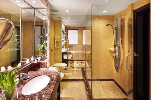 新加坡文华大酒店 - 新加坡 - 浴室