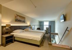 阿拉斯商务公寓式店 - 安特卫普 - 睡房