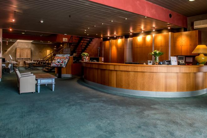 阿拉斯商务公寓式店 - 安特卫普 - 大厅