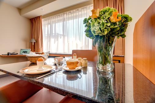 阿拉斯酒店 - 安特卫普 - 餐厅