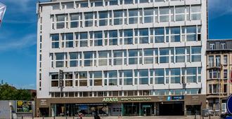 阿拉斯酒店 - 安特卫普 - 建筑