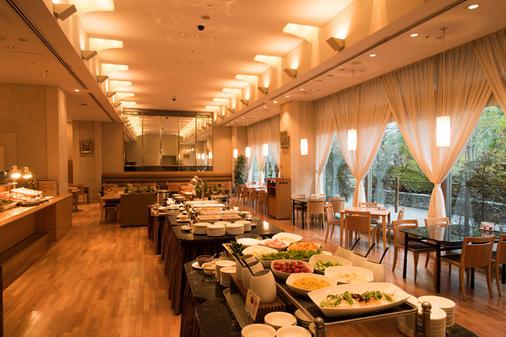 都市中心酒店 - 东京 - 自助餐