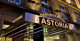 阿斯托瑞亚市中心丹比乌斯酒店 - 布达佩斯 - 建筑