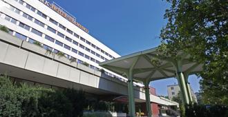 弗拉门戈丹乌比斯酒店 - 布达佩斯 - 建筑