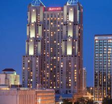 圣安东尼奥河流中心万豪酒店