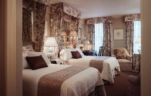艾略特酒店 - 波士顿 - 睡房