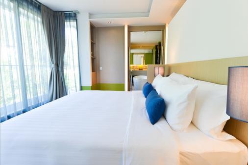 卡塔海滩雅马度假村及Spa - 卡伦海滩 - 睡房
