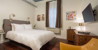 老77号酒店及百货店 - 新奥尔良 - 睡房