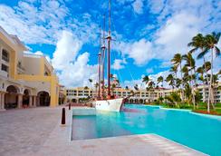 伊贝罗斯塔巴瓦罗大酒店 - 蓬塔卡纳 - 游泳池