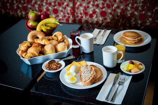 乐多芬魁北克套房和酒店 - 魁北克市 - 食物