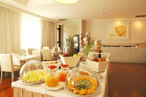 埃瑞尔酒店 - 罗马 - 自助餐